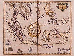 Kâtip Çelebi - This map of the Indian Ocean and the Chinese Sea was engraved in 1728 by the Hungarian-born Ottoman cartographer and publisher Ibrahim Müteferrika; it is one of a series that illustrated Katip Çelebi's Universal Geography, the first printed book of maps and drawings to appear in the Islamic world.