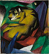 Marc, Franz - The Tiger - Google Art Project.jpg