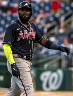 Marcell Ozuna Dominican baseball player