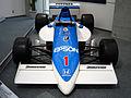 March 86J 1986 (Satoru Nakajima) front Honda Collection Hall.jpg