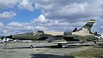 March AFB Museum, F-105 - panoramio.jpg