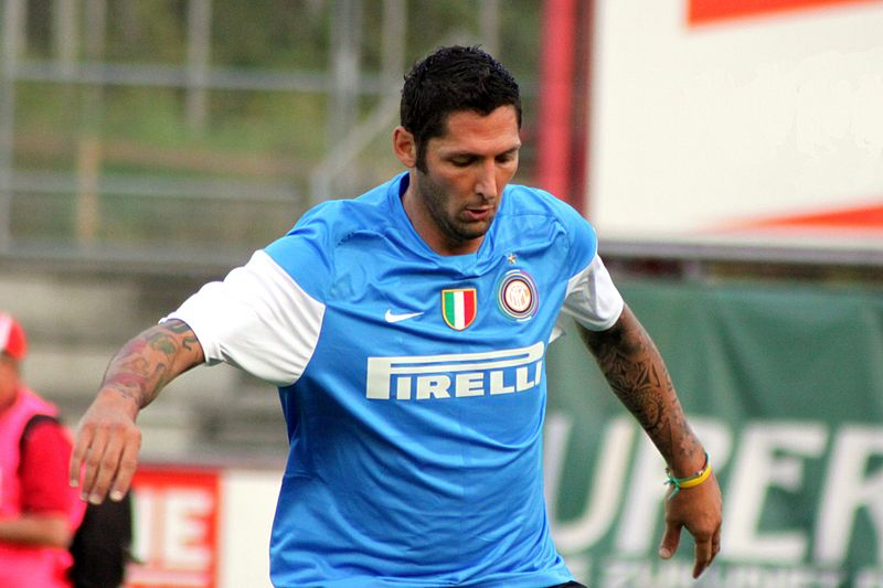 MATERAZZI born on 19 AUGUST, 27 years after BILL CLINTON.