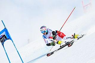 Marco Odermatt Swiss alpine skier