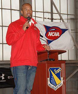 Marcus Freeman (American football coach) American football player and coach