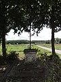 Marest-Dampcourt (Aisne) croix de chemin à Marest.JPG