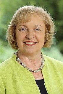 Maria Böhmer German politician