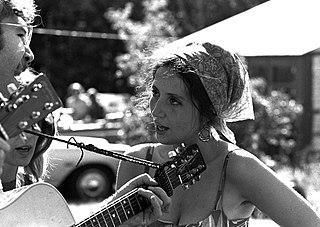 Maria Muldaur American folk-blues singer