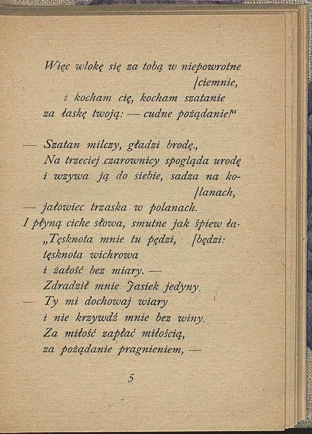 Stronamaria Pawlikowska Jasnorzewska Niebieskie Migdały