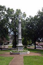 Marianna Confederate Monument 002