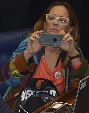 Maria Zilda Bethlem - Maria Zilda Bethlem in 2014