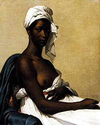 Marie-Guillemine Benoist: Portrait of a Negress