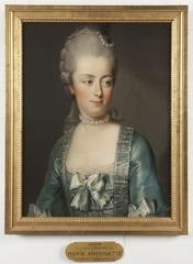 Portrait of Marie Antoinette, 1755-1793