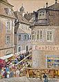 Marie Egner Wochenmarkt in Marktbreit am Main.jpg