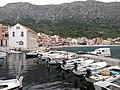 Marina in Igrane (Croatia).jpg