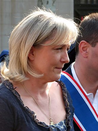 National Rally (France) - Marine Le Pen (2007), National Front president (2011–2017)