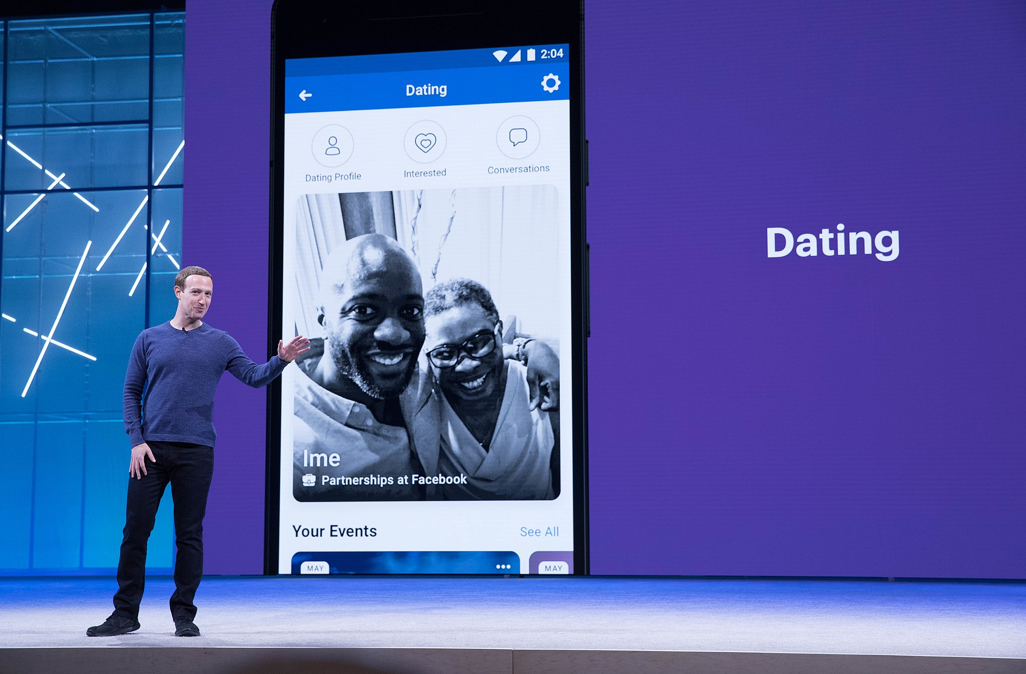 Mark Zuckerberg F8 2018 Keynote Facebook Dating (26967364537)