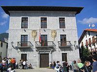 Markina, Palacio de Solartecua.JPG