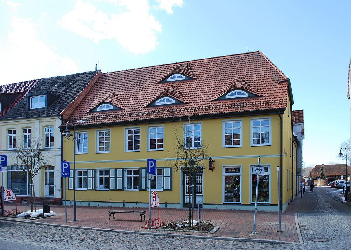 Adler Apotheke Schwaan