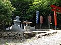 Maruyama Hachidai-Ryuo Shrine in Oasahiko Shrine.JPG