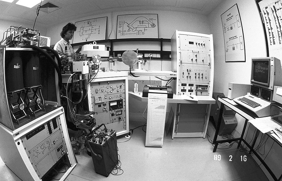 Mass-spectrometer awi hg