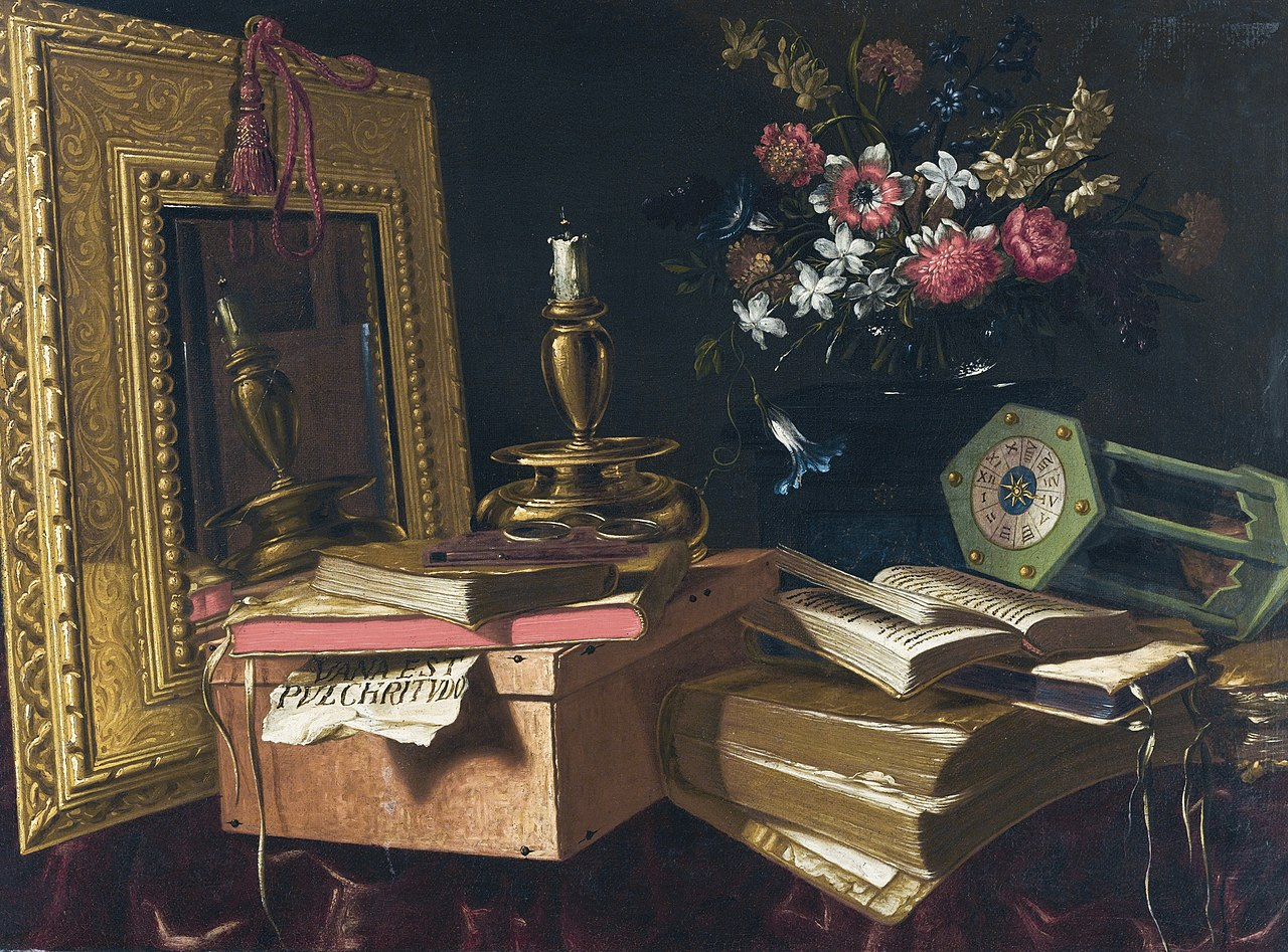 File Master Of The Vanitas Texts Still Life With A Mirror