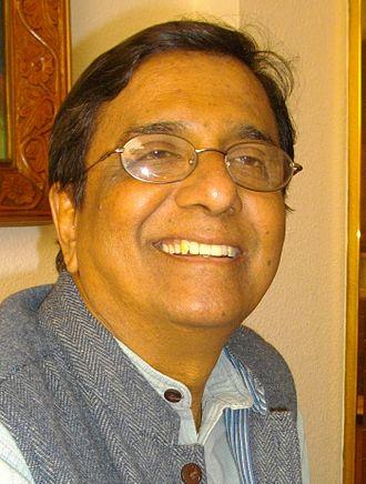 Matiur Rahman (journalist) - Matiur Rahman on 2009