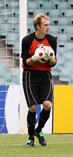 Matthew Nash Australian soccer player and coach