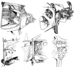 Mauboussin P.M.4 detail drawing Aero Digest May 1929.png