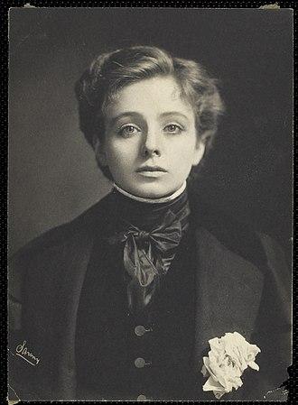 L'Aiglon - Maude Adams as Napoleon II