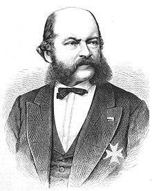 Max Maria von Weber in 1879 (Source: Wikimedia)