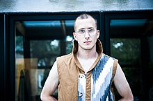 Portrait of Max Ritvo