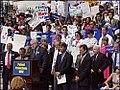 McCain-Edwards-Kennedy Patient's Bill of Rights Spotlight pbor rally.jpg