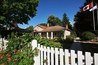 Guelph - McCrae House, Guelph