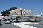 "McDonnell F-4A Phantom II '145315 WH' ""Tiger Lead"" (40391596904).jpg"