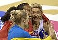 Medalists women's triple jump Glasgow 2019.jpg