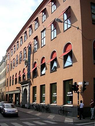 Medelhavsmuseet - Medelhavsmuseet in Stockholm