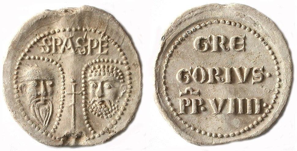 Medieval, Papal bulla (FindID 407324)