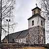 Medieval curch of Mietoinen, Finland