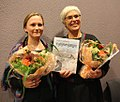 Meerke Laimi Thomasson Vekterli og Anne Grethe Leine Bientie.jpg