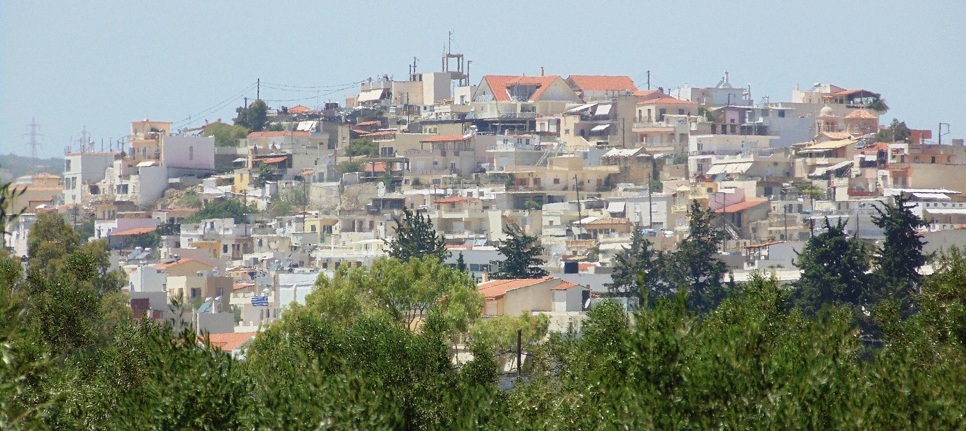 Qué visitar cerca de Atenas, Panorámica de Megara Grecia