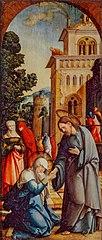 Christi Abschied von seiner Mutter