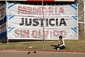 Memory-Justice-Without Forgetting - Banner in Plaza de Mayo - Buenos Aires - Argentina.jpg