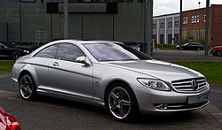 Mercedes-Benz CL 600 (2006–2010)