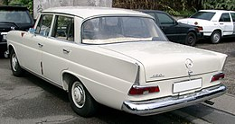Mercedes-Benz W110 rear 20080703.jpg