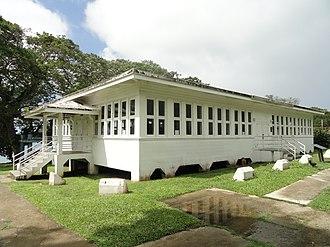 Merlyn G. Cook School - Image: Merlyn G. Cook School Merizo, Guam DSC00963