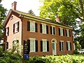 Merwin House (Stockbridge, MA) - front-left facade.JPG
