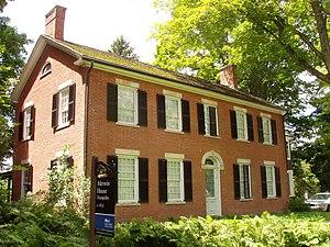 Merwin House (Stockbridge, Massachusetts) - Merwin House
