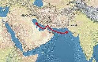 Indus–Mesopotamia relations