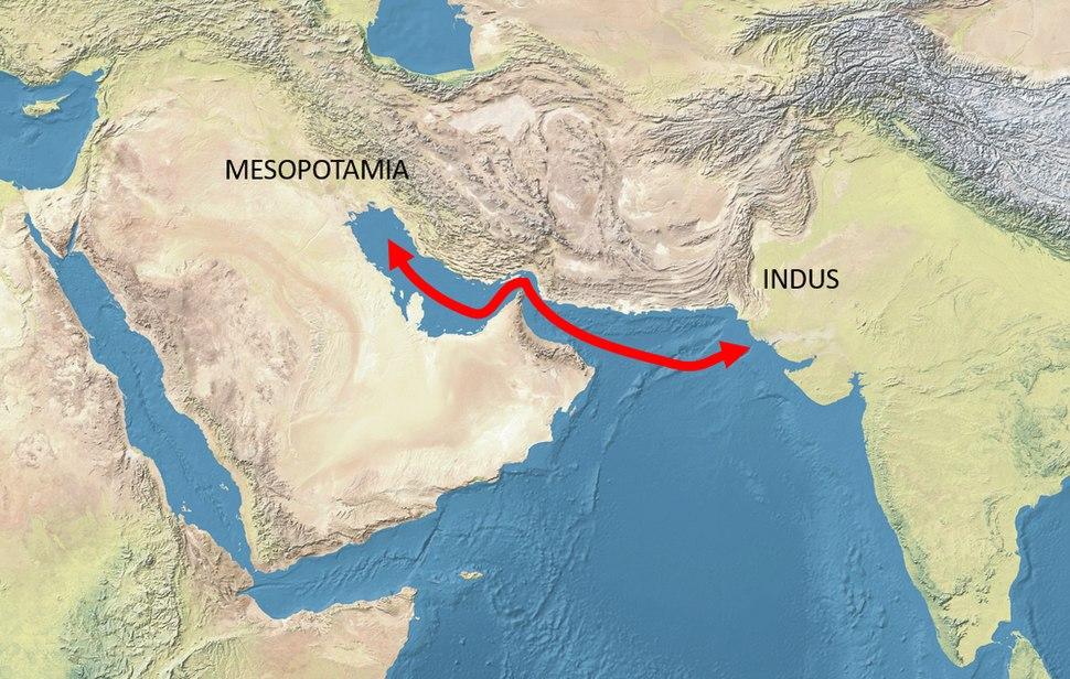 Mesopotamia-Indus