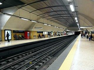 Restauradores (Lisbon Metro) metro station